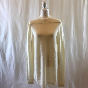 NWOT Rick Owens Tunic Sweater (video!)